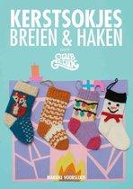 Kerstsokjes breien & haken met Club Geluk