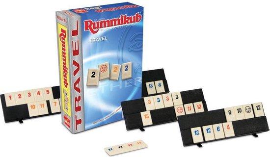 Goliath - Rummikub The Original Travel - Reiseditie - Diverse auteurs
