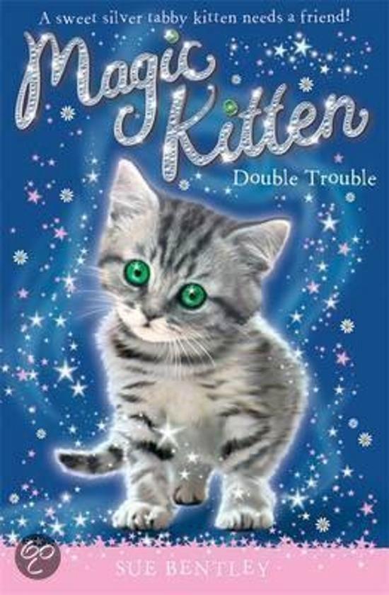 Boek cover Double Trouble van Sue Bentley (Paperback)
