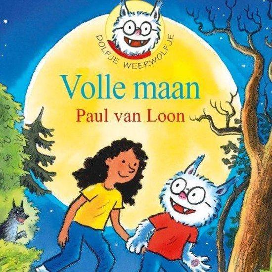 Boek cover Volle maan van Paul van Loon (Onbekend)