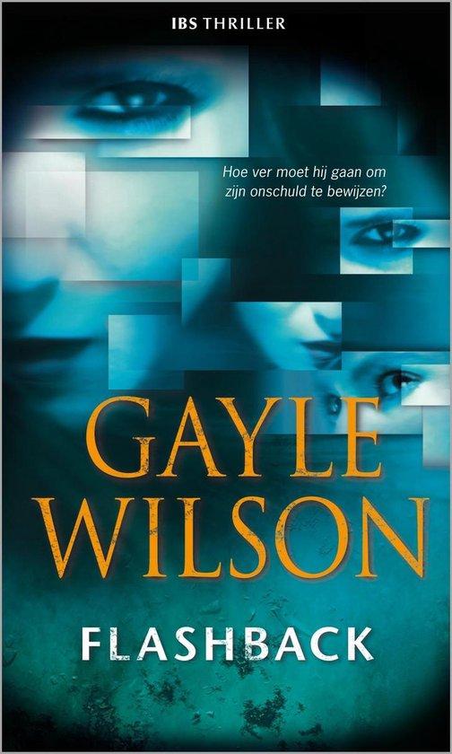 Boek cover Flashback van Gayle Wilson (Onbekend)
