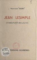 Jean Lesimple