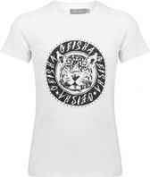 Geisha Meisjes t-shirts & polos Geisha  t-shirt wit 164