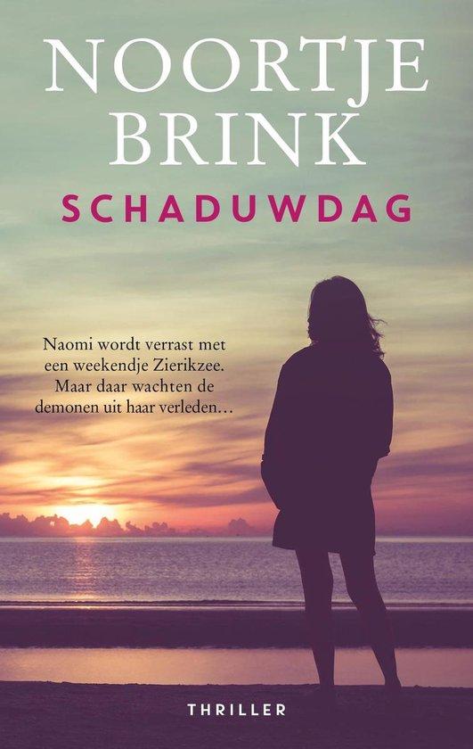 Boek cover Schaduwdag van Noortje Brink (Onbekend)