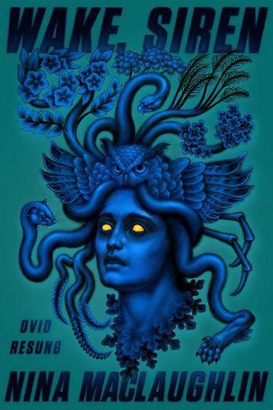 Boek cover Wake, Siren van Nina Maclaughlin (Onbekend)
