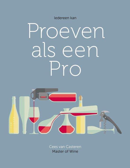 Boek cover Proeven als een pro van Cees van Casteren (Hardcover)