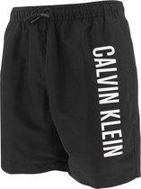 Calvin Klein jongens big logo zwemshort zwart - 164/176
