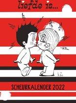 Liefde is scheurkalender - 2022