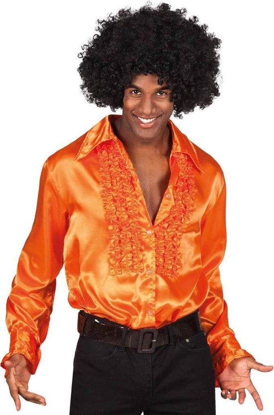 Party - Shirt -  Oranje -  L