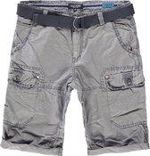 Cars Jeans  Short - Random Cargo short Midgrijs (Maat: L)