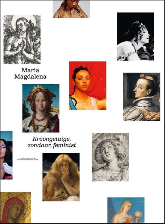 Boek cover Maria Magdalena van Lieke Wijnia (Paperback)