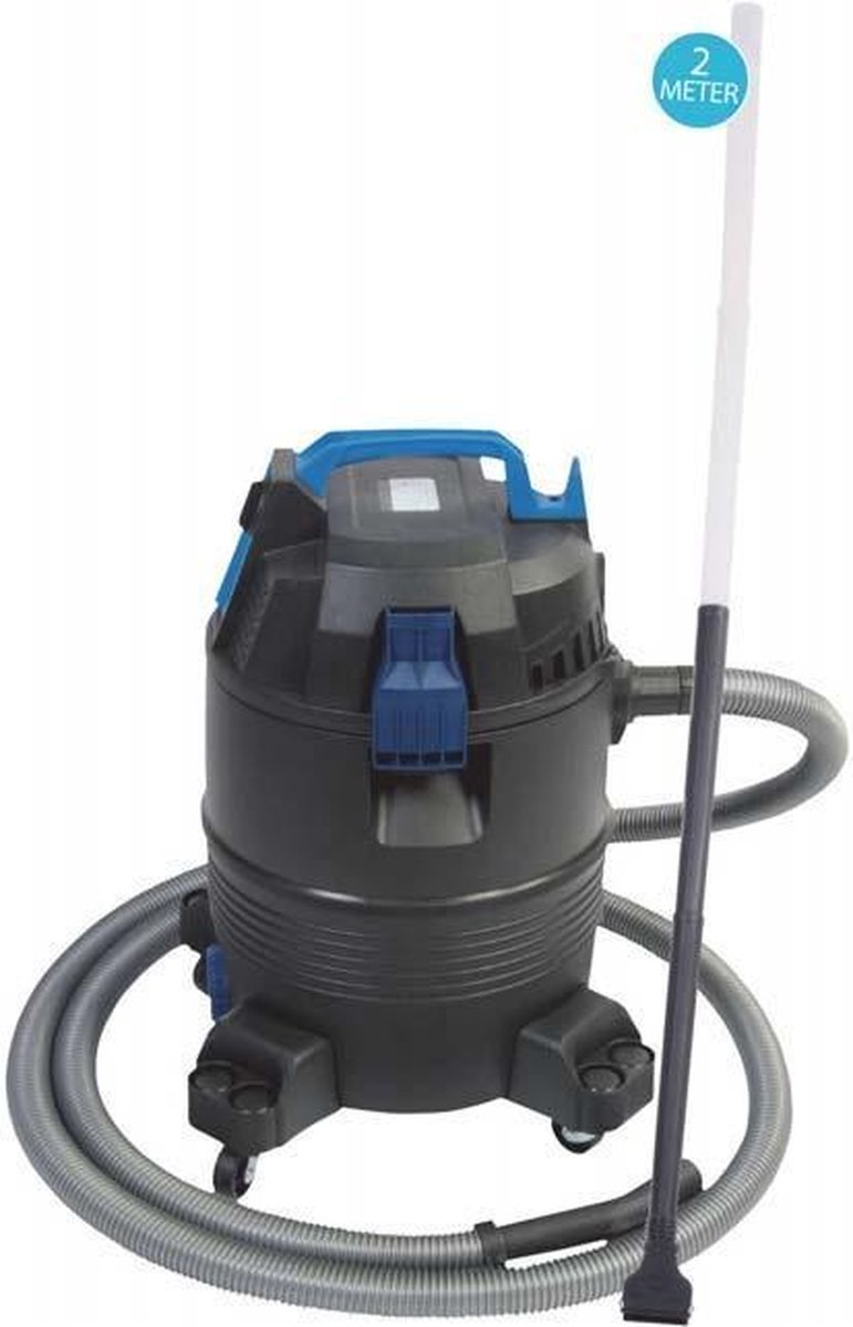 Aquaforte vijverstofzuiger nat en droog te gebruiken - voor vijver - voor zwembad
