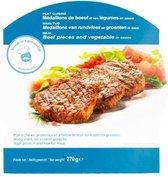 Protiplan   Rundvlees met Groenten   Kant-en-Klaar Maaltijd   1 x 270 gram    Snel afvallen zonder poespas!
