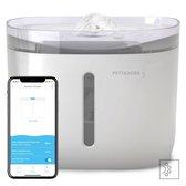 Pettadore Hydrate Compact - Drinkfontein Kat/Hond - Slimme Waterfontein met App - 1,9L