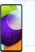 Samsung A52 Screenprotector Glas - Samsung Galaxy A52 Screenprotector Tempered Glass Gehard