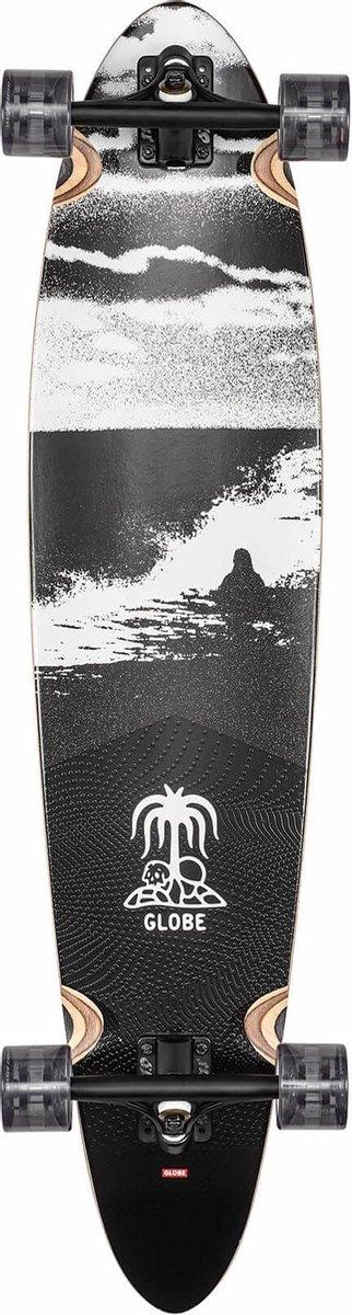 Globe Pinner Classic longboard 40 coconut / black tide