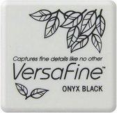 Versafine inktkussen Onyx black VF-SML-082