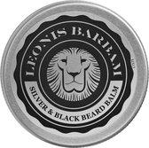 Beard Balm Silver & Black Leonis Barbam