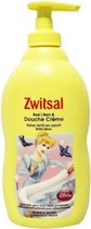 Zwitsal Meisjes Bad & Douchecrème Disney Prinses - 400 ml - Kids