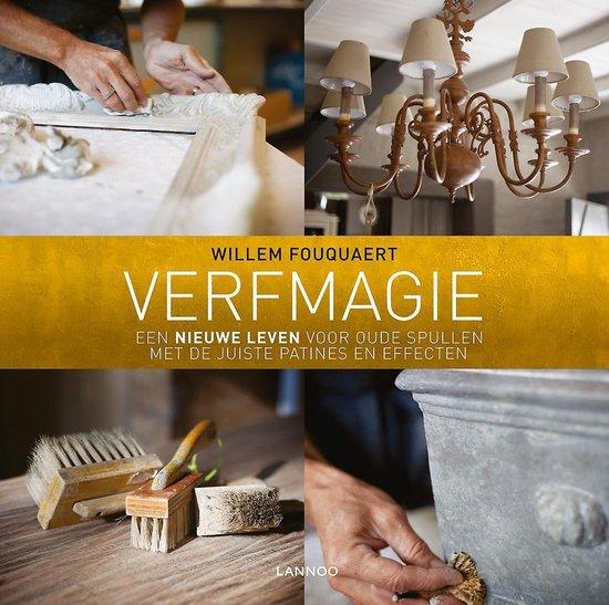 Verfmagie - Willem Fouquaert |
