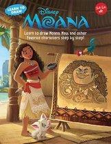 Learn to Draw Disney's Moana