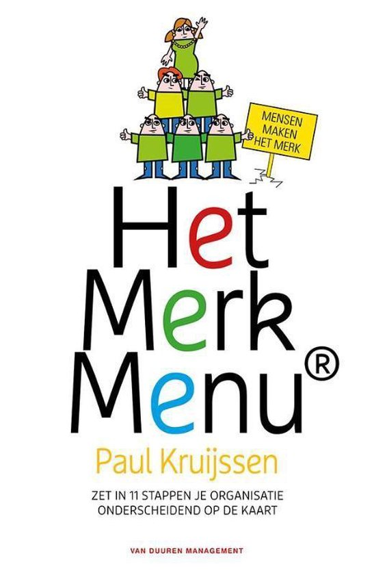 Het MerkMenu - Paul Kruijssen | Fthsonline.com