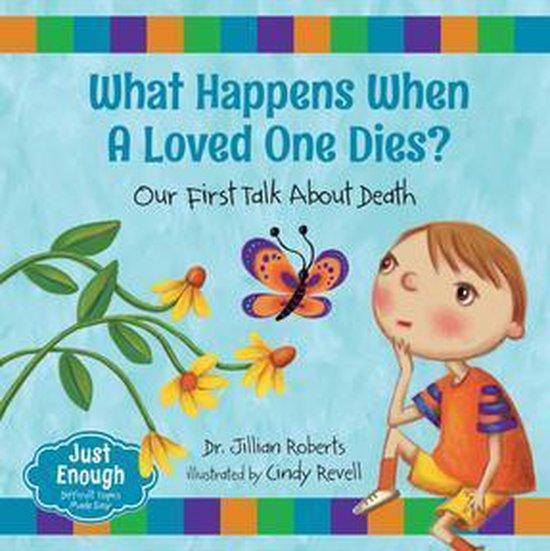 Omslag van What Happens When a Loved One Dies?