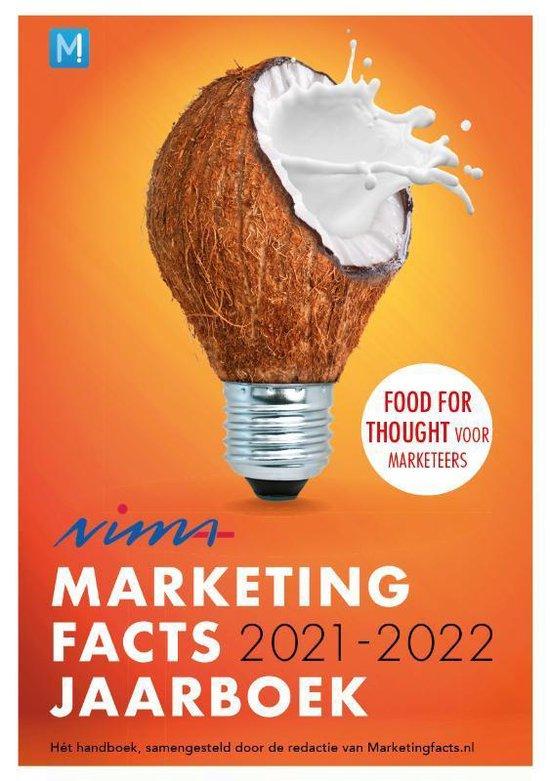 Marketingfacts  -  Marketingfacts Jaarboek 2021-2022