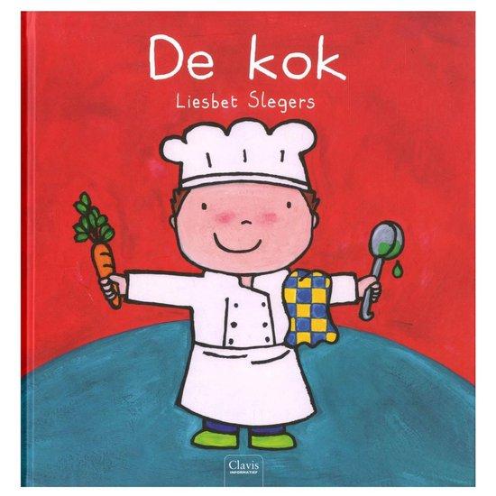 Boek cover De kok van Liesbet Slegers (Hardcover)