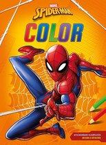 Deltas Kleurblok Spider-man Color 30 Cm