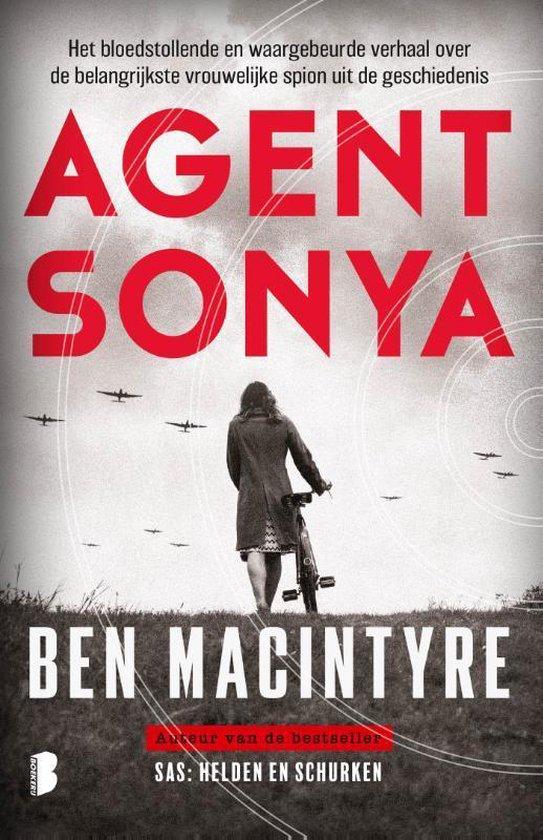 Boek cover Agent Sonya van Ben Macintyre (Paperback)