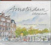 Boek cover Amsterdam Sketchbook van Hinke Wiggers