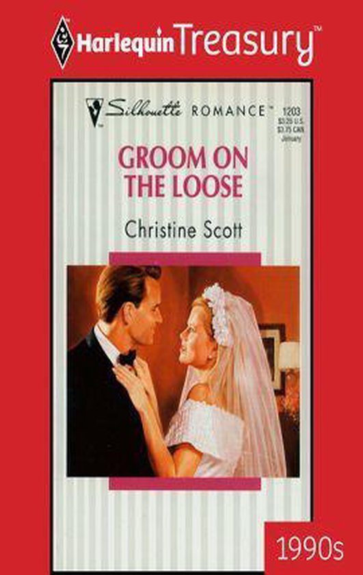 Omslag van Groom on the Loose