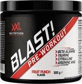 Blast! Pre Workout - 300 gram (30 doseringen) - Fruit Punch