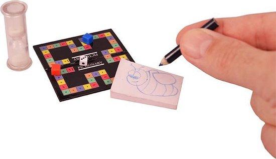 Thumbnail van een extra afbeelding van het spel Super Impulse Pictionary Volwassenen en kinderen Drawing game