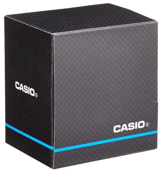 Casio Collection W86-1VQES - Horloge - Rubber - Zwart - Ø 38 mm - Casio