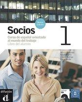 Socios - Nueva Edición 1 libro del alumno + mp3