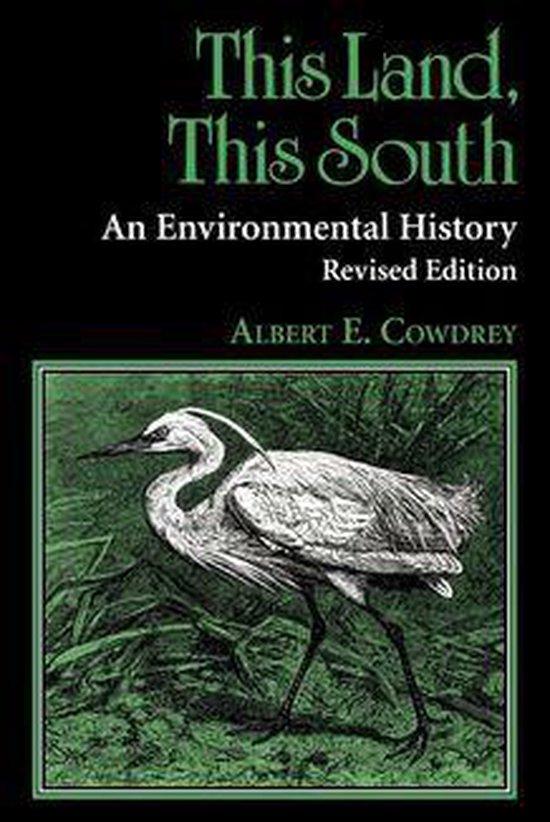 Boek cover This Land, This South van Albert E. Cowdrey (Onbekend)