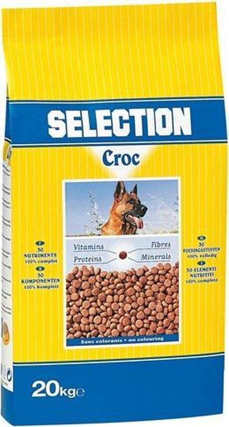 Royal Canin Selection Croc - Hondenvoer - 20 kg