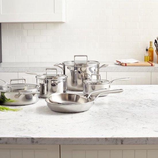 KitchenAid Steelpan à 18 cm