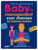 Boek cover Babymanagement voor mannen van H.J. Hanssen (Paperback)