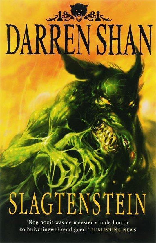 Slagtenstein - D. Shan pdf epub