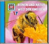 Was ist was Hörspiel-CD: Bienen und Natur/ Welt der Ameisen