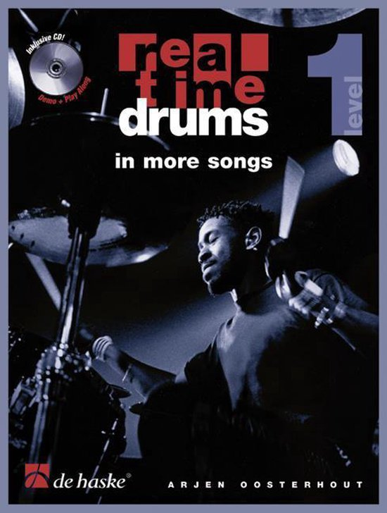 Real Time Drums in More Songs D - A. Oosterhout   Fthsonline.com