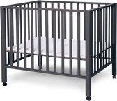 Childwood Park 94 Beukenhouten baby box - 75x95 cm - Antraciet