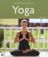 Lichaam en geest in balans - Yoga