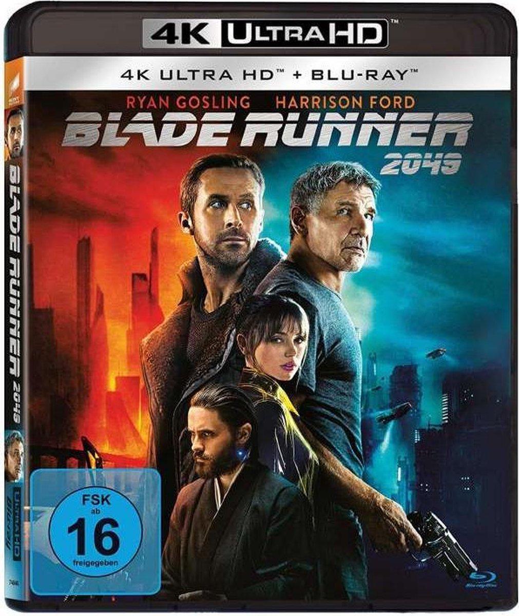 Blade Runner 2049 (Ultra HD Blu-ray & Blu-ray)-