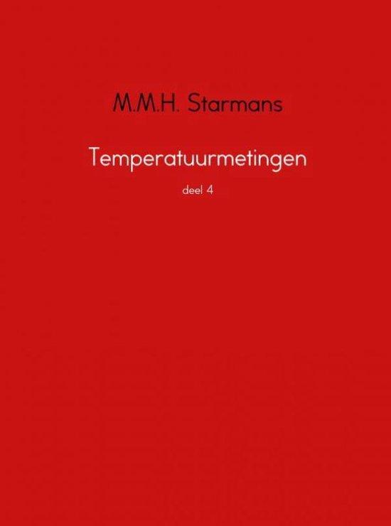Temperatuurmetingen - M.M.H. Starmans |
