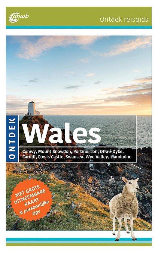Ontdek reisgids - Wales - Petra Juling |