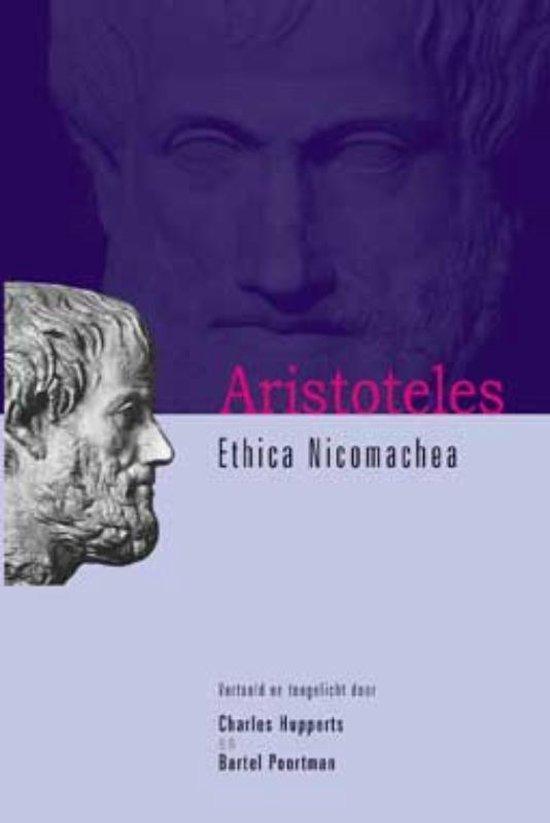 Boek cover Ethica Nicomachea van Aristoteles (Paperback)